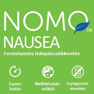 Nomo hányinger elleni karkötő