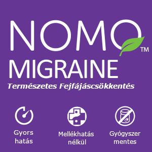 Nomo fejfájás elleni karkötő